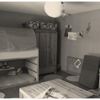 Le lit sera aussi conservé.