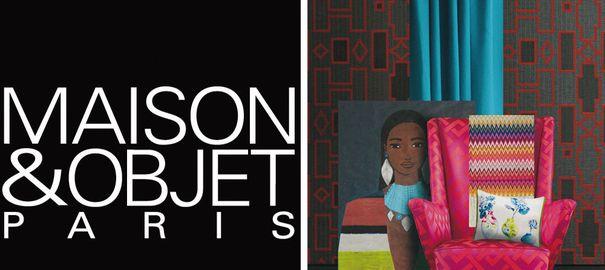 Maison et objet 2014 c 39 est parti synergie d co for Salon maison et objet particuliers