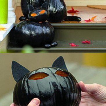 Déco d'Halloween à faire soi-même