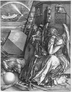 280px-Dürer_Melencholia_I