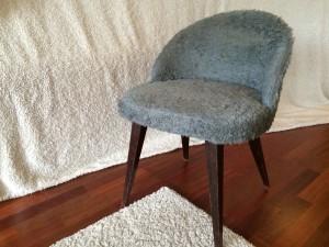 Petit fauteuil: AVANT