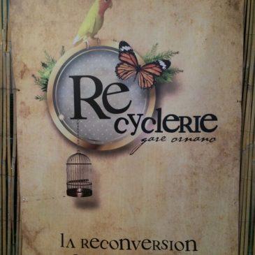 Visite déco : La REcyclerie