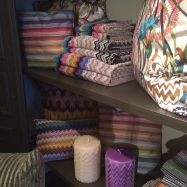 Visite déco: Missoni HOME