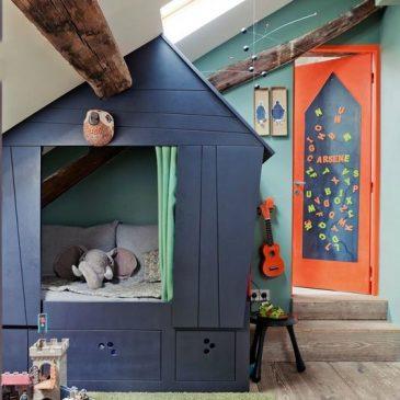 Idées déco: aménager une chambre d'enfant