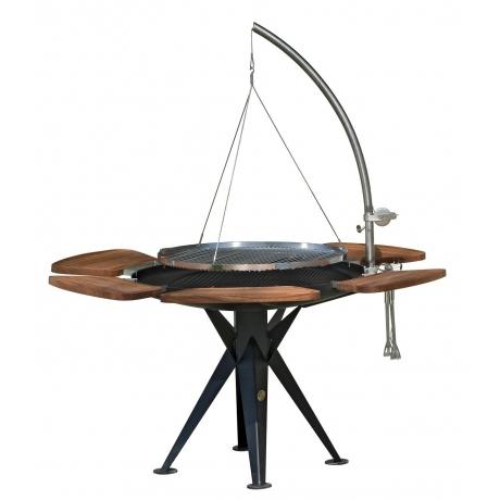 mangez dehors choisissez un barbecue original synergie d co. Black Bedroom Furniture Sets. Home Design Ideas