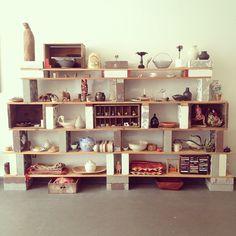 etag re parpaing synergie d co. Black Bedroom Furniture Sets. Home Design Ideas