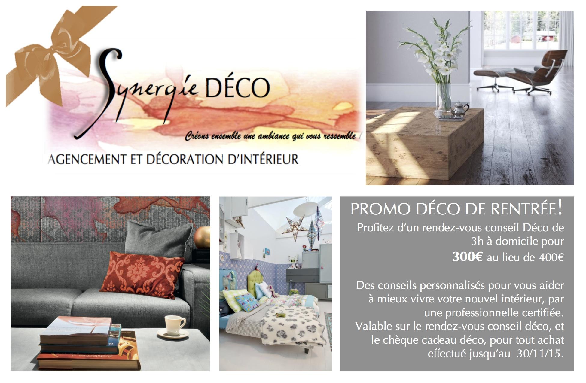 Promo de rentr e le rendez vous conseil d co 300 for Deco promo