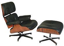 Le Lounge Chair est l'une des créations les plus célèbres de Charles et Ray Eames.