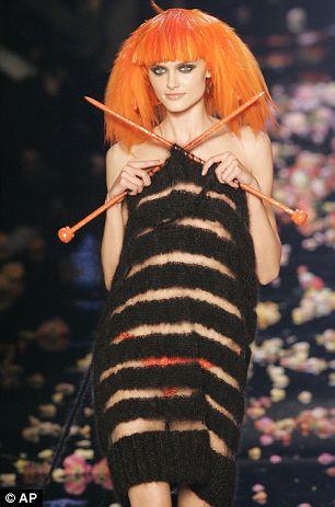 Sonia Rykiel:  mode et design en berne
