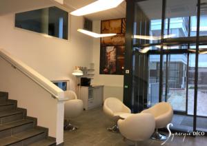 Foyer d'accueil pour personnes handicapées, foyer médicalisé, ERP Décoration aménagement sur mesure Professionnels Arche à Paris, foyer de vie