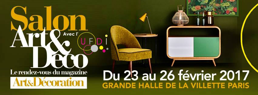 Salon art et d coration 2017 votre entr e offerte for Art et decoration salon