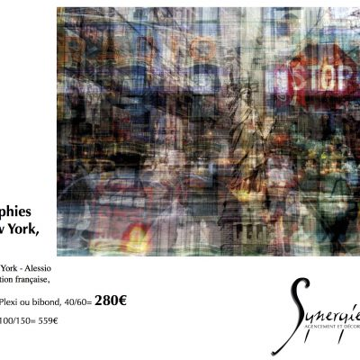Photographie art New york
