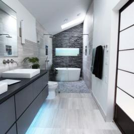 Astuces gain de place pour petite salle de bain