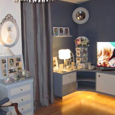 Meuble TV, photos gentiment envoyée par ma cliente