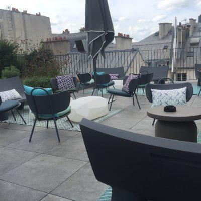 art decoration hotel Drawing Hotel Sandrine Neimer Synergie Deco décoratrice UFDI Yvelines 78