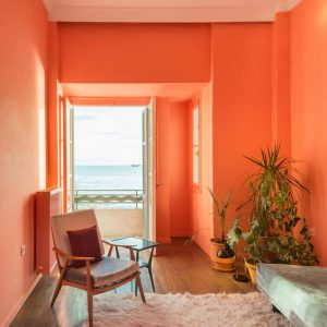 couleur Living Coral pantone 2019 Décoration intérieur