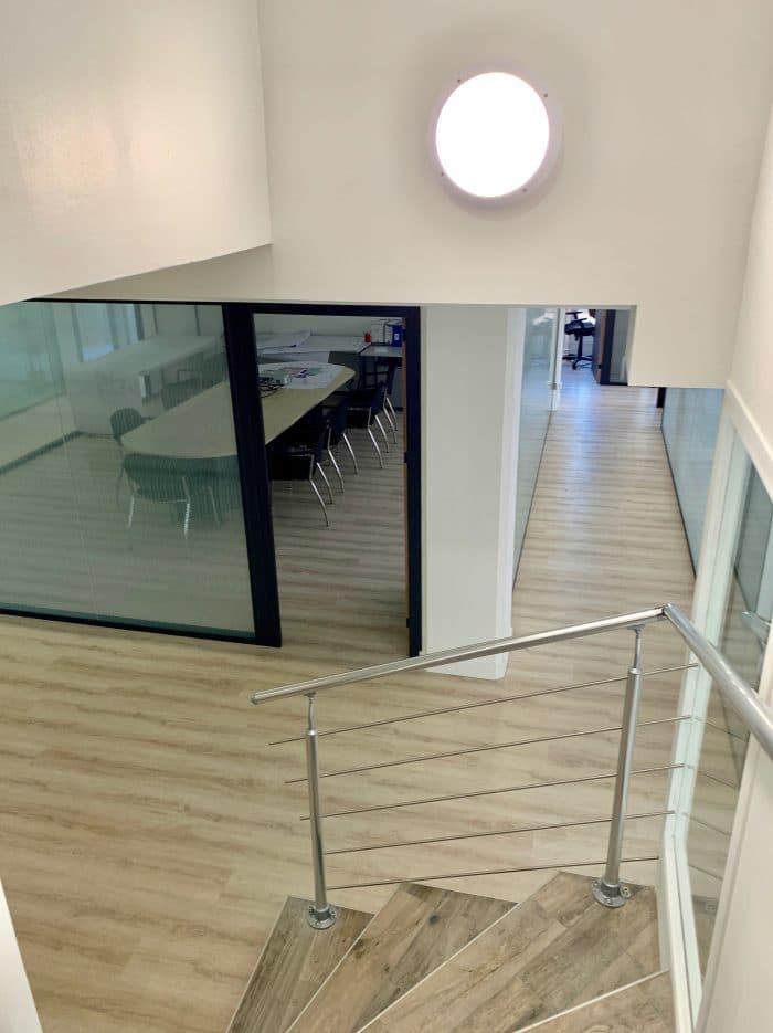 salle deréunion, décoration et agencement bureaux décoratrice UFDI Synergie Déco