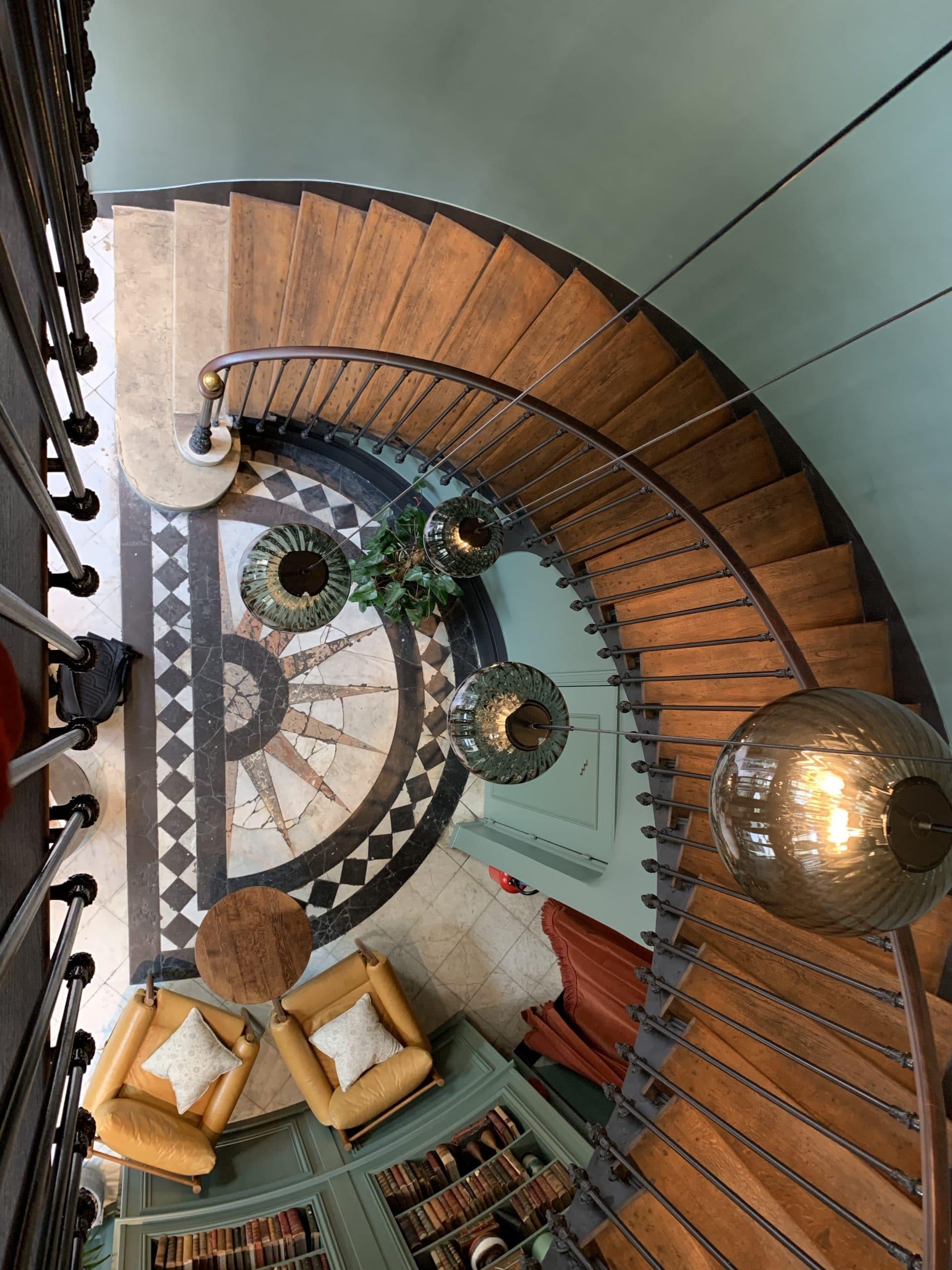 Visite déco: l'Hôtel Hoxton Synergie Deco